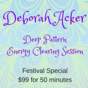 Deep Pattern-Energy Clearing Session with Deborah Acker